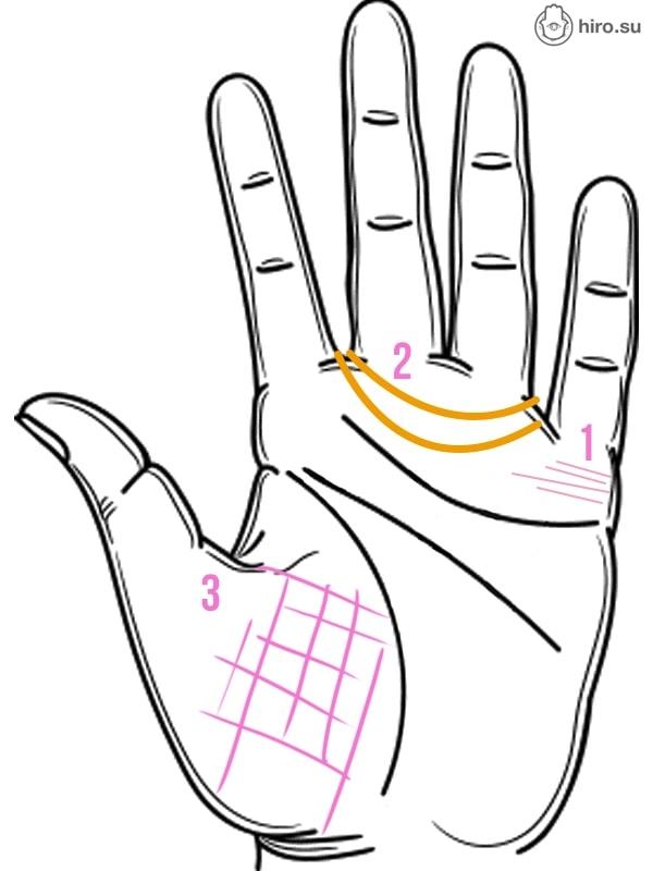 Как определить изменника по руке